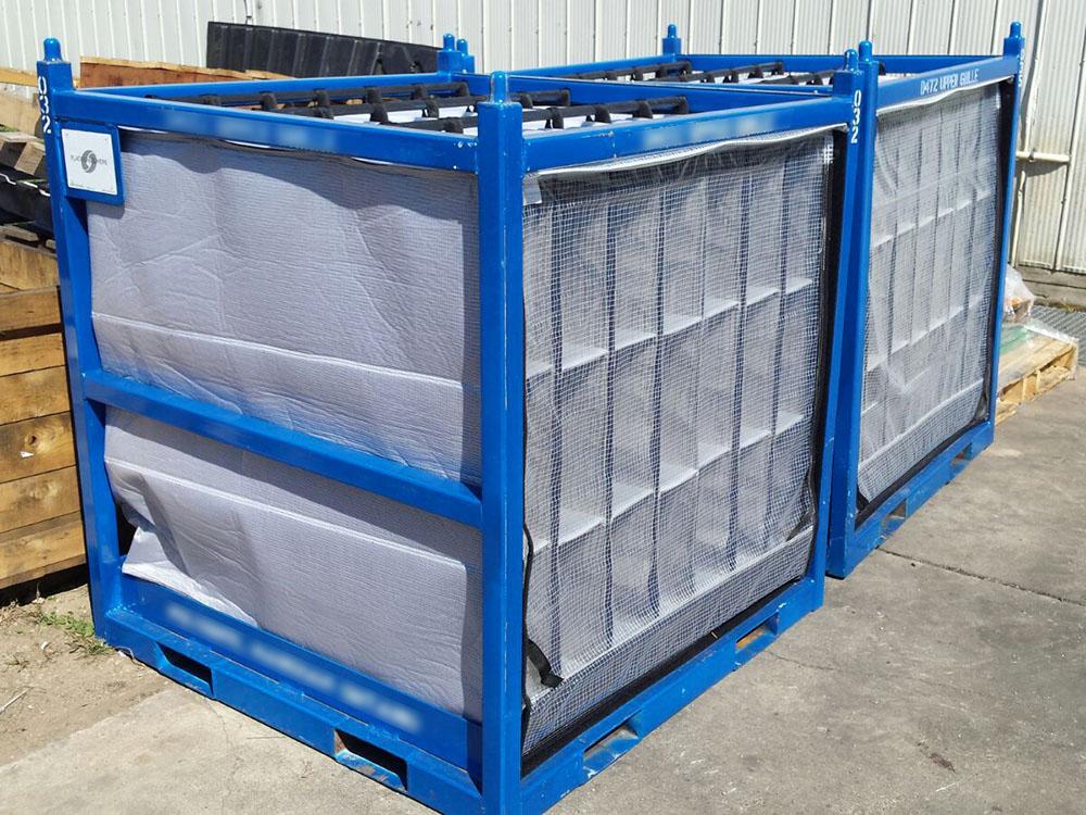 Oxford Packaging Ltd Custom Returnable Packaging Solutions